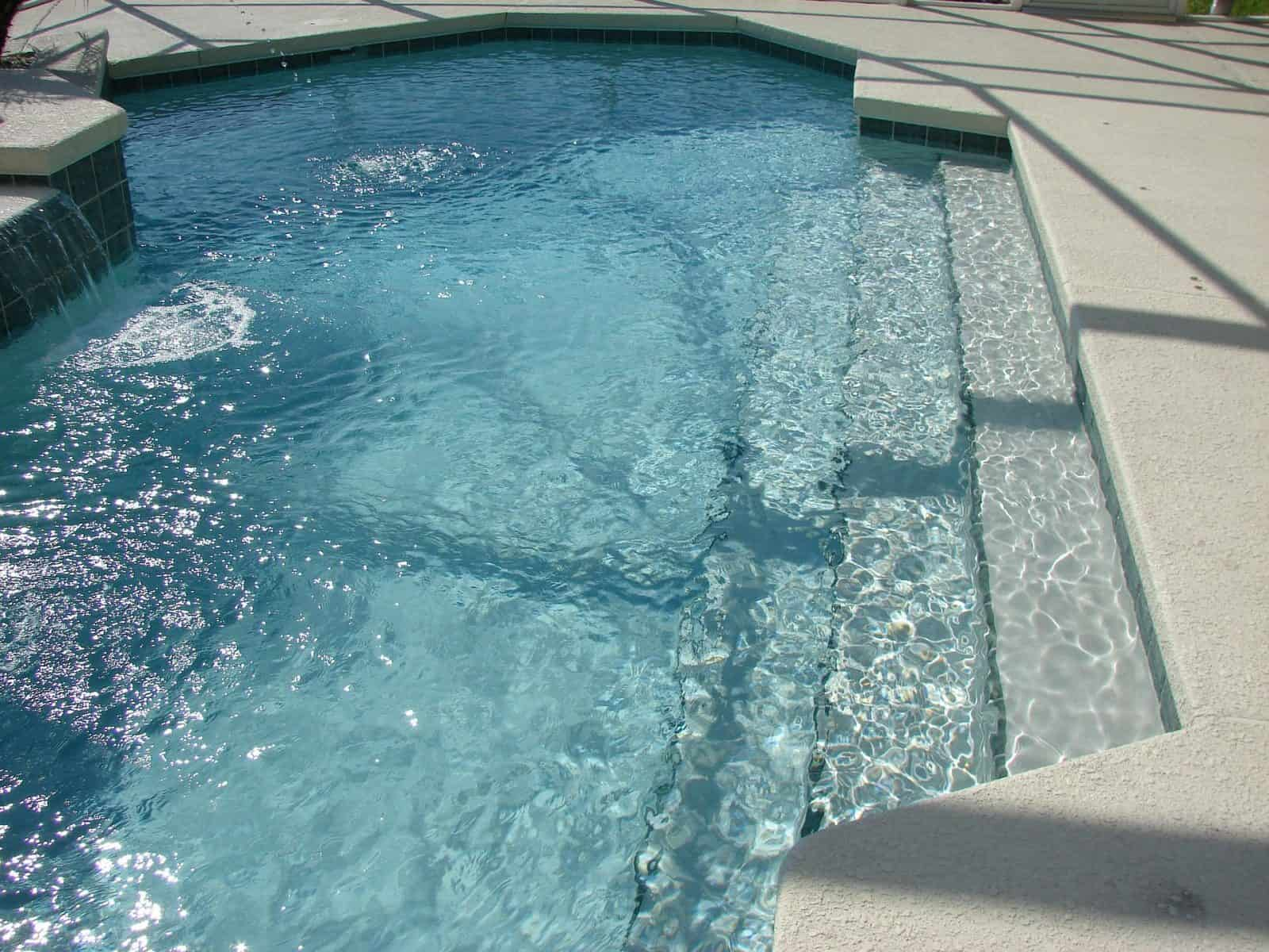 Pool at a Toronto home
