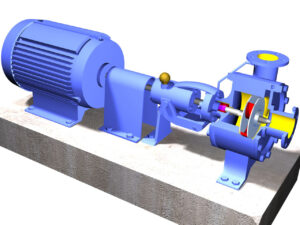 Vacuum Centrifugal Pump